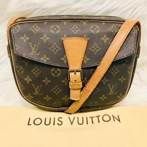 Authentic Louis Vuitton Jeune Fille GM 3.2Q